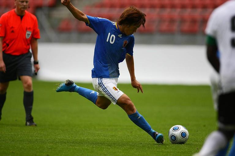 International friendly match |© Tsutomu Takasu / Flickr