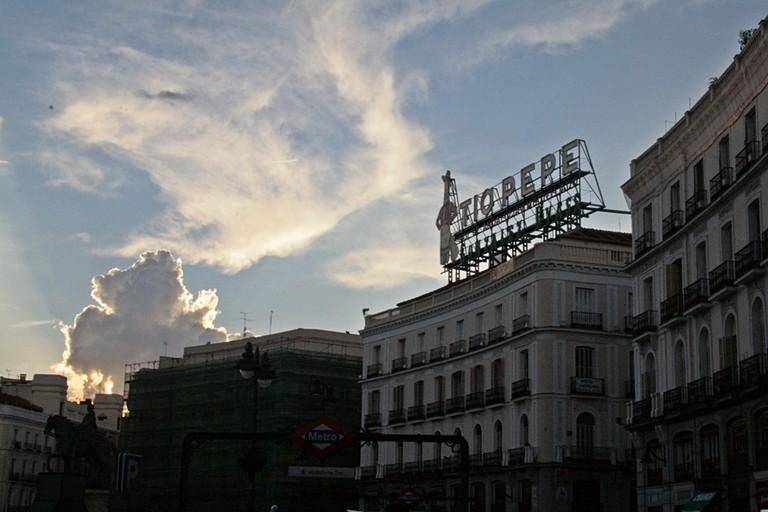 Puerta del Sol   © Lori Zaino