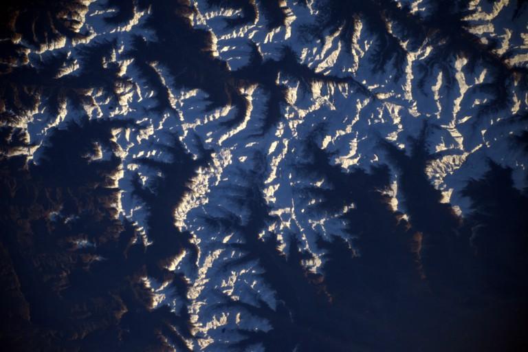 South of Gap │© ESA/NASA
