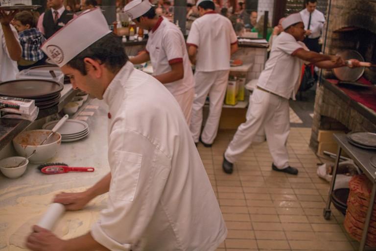 Sao Paulo Pizzeria © LWYang/Flickr