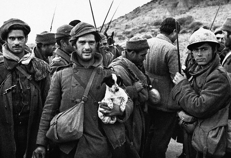 Republicans during the Spanish Civil War | ©♪_Lisa_♪ / Flickr