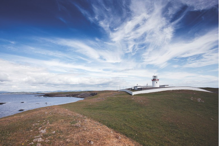 St John'St John's Lighthouse, Donegal © Malcolm McGettigan | Courtesy of Great Lighthouses of Ireland Lighthouse, Donegal © Malcolm McGettigan | Courtesy of Great Lighthouse of Ireland