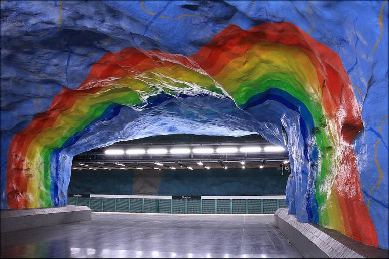 Stadion Station   ©imagea.org/Flickr