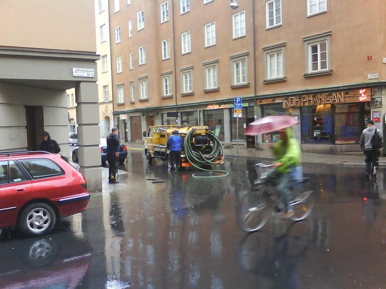 Östgötagatan is home to many hotels | ©Imbecillsallad/Flickr