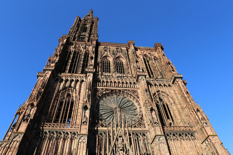 Strasbourg Cathedral ©Philppe Roos / Flickr