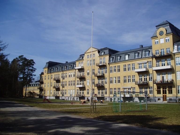 Swedish hospital   ©Udo Schröter/Flickr