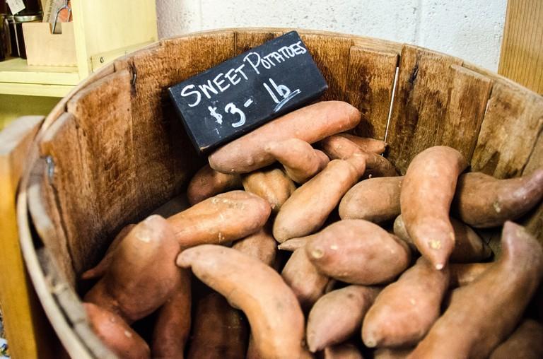 Sweet potatoes | Pixabay