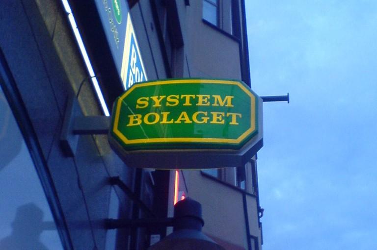 Systembolaget | ©Mattias Hallberg/Flickr