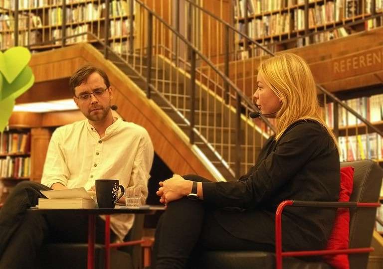 Talk Café at Stockholm's libraries | ©Anna-Stina Takala/Flickr