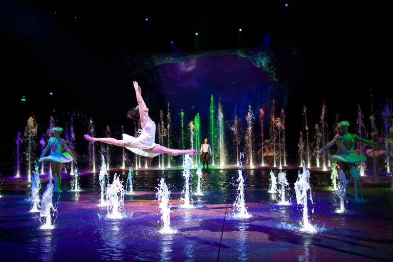 The House of Dancing Water | courtesy of Dragone Entertainment