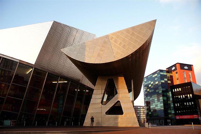 The Lowry | © Wikimedia