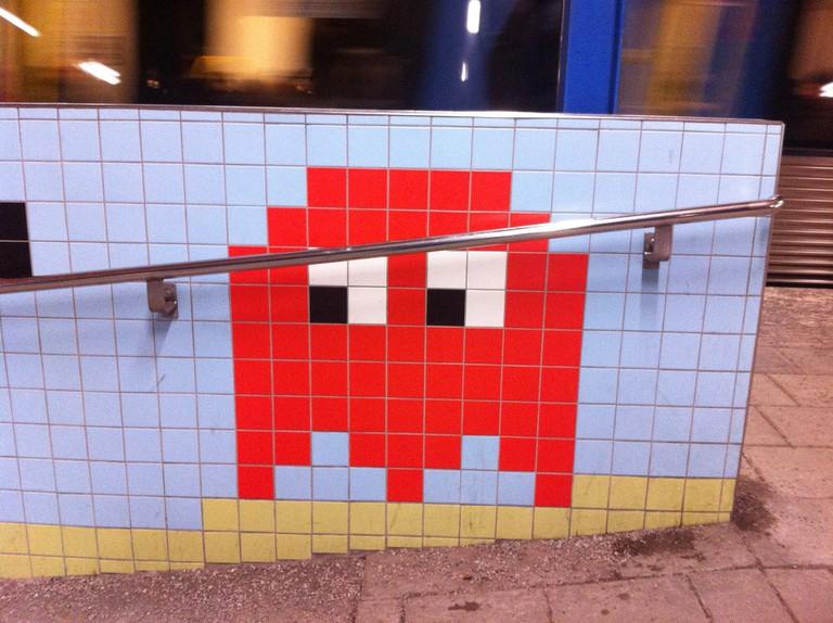 Pacman - Thorildsplan   ©Per-Olof Forsberg/Flickr