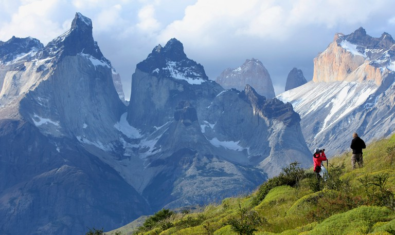 Torres del Paine National Park © Turismo Chile