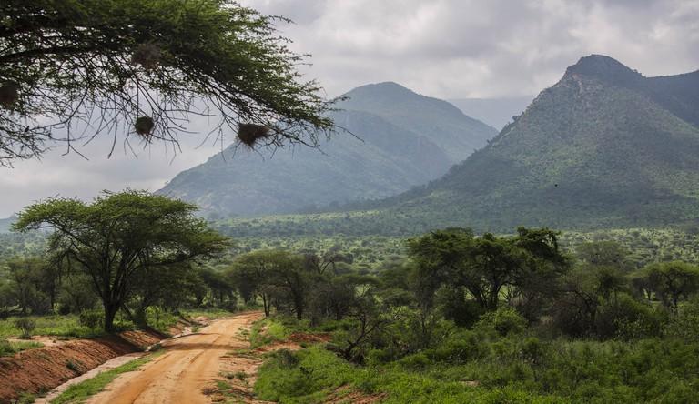Tsavo West National Park | © Ninara / Flickr