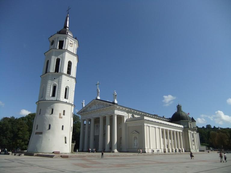 Vilnius Cathedral | © Peter Collins / Flickr