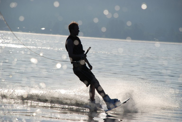 Wakeboarding | ©Alex Blackstock/Flickr