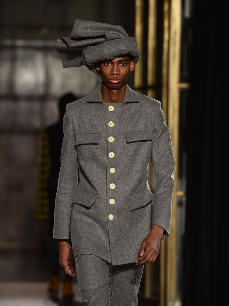 Wales Bonner AW17 © Nigel Pacquette / BFC