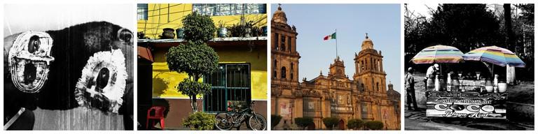 FotoMuseo Cuatro Caminos | © Dennis Noel López Sosa/Flickr / Mexico City | © Blok 70/Flickr / Mexico City | © Blok 70/Flickr / Mexico City | © Blok 70/Flickr