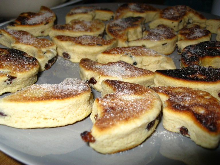 Welsh cakes|©John/Flickr