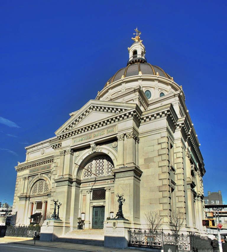 Williamsburgh Savings Bank © Wiki Images