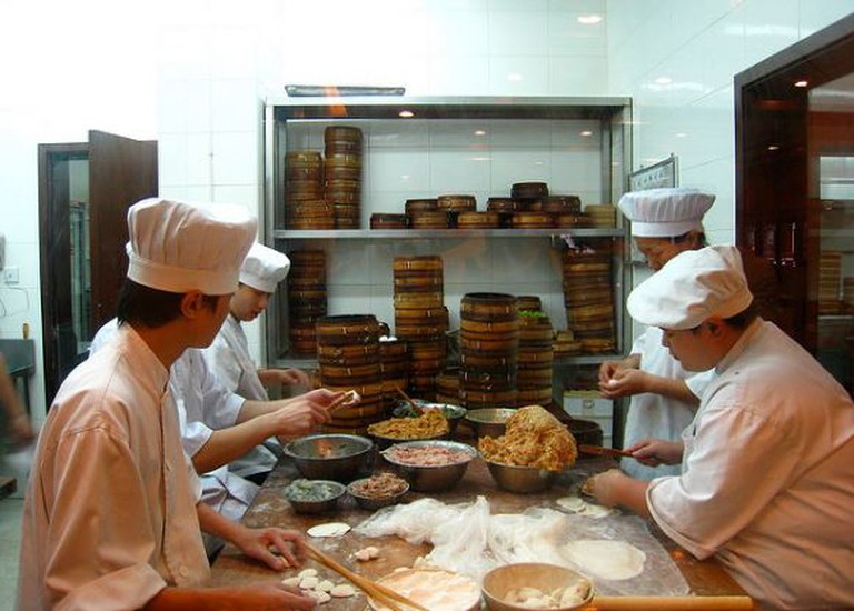 Xiao Long Bao Chefs | © Chavelli/Flickr