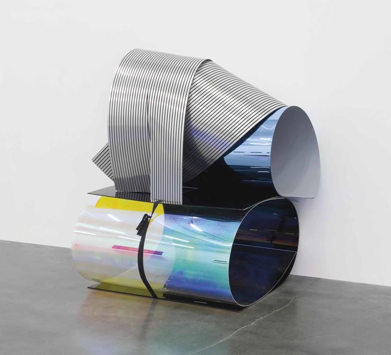 Julia Dault. Untitled 19 (2012). Estimate: $12,000-18,000 © Christie's Images Limited 2017