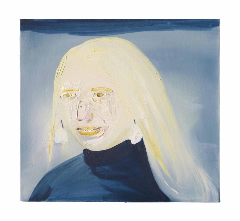 Dana Schutz, Albino (2001). Estimate: $12,000-18,000. © Christie's Images Limited 2017