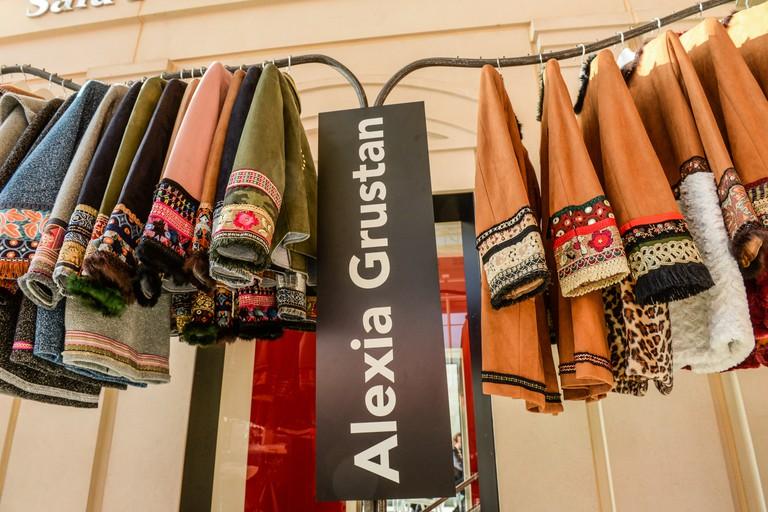 080 Fashion Market Courtesy of 080 Barcelona Fashion