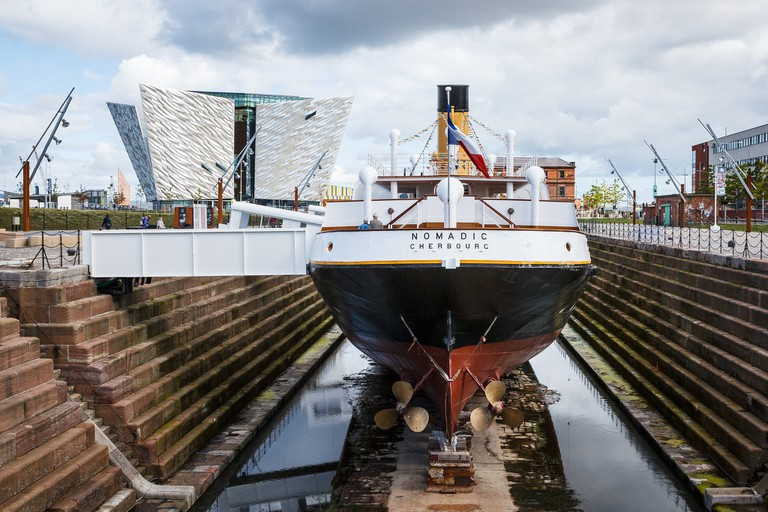 Titanic Belfast   © Nico Kaiser/ Flickr