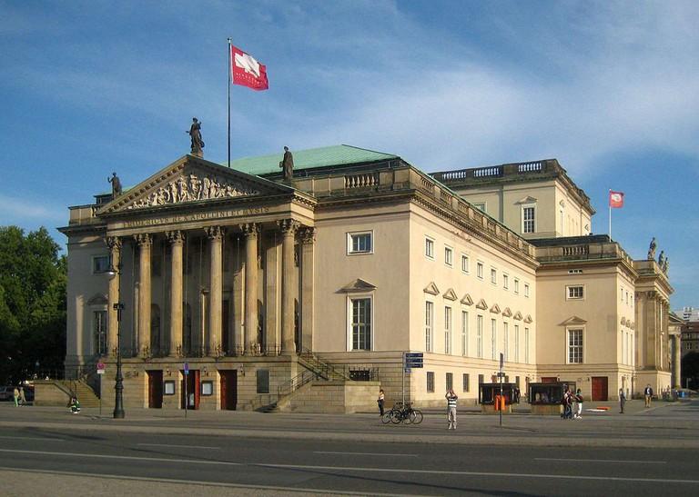 Berlin State Opera   © Beek 100 / Wikimedia Commons