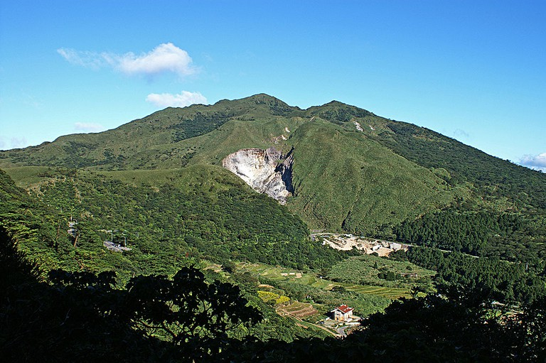 Chihsingshan | © peellden / Wikimedia