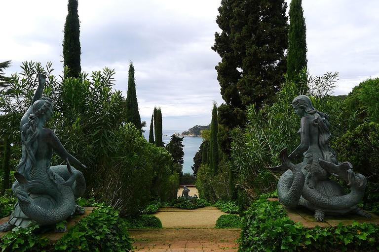 Santa Clotilde Gardens, Lloret de Mar, Spain | ©José Luis Filpo Cabana / Wikimedia Commons