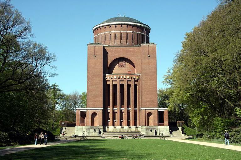 Planetarium   © FrankBothe / Wikimedia