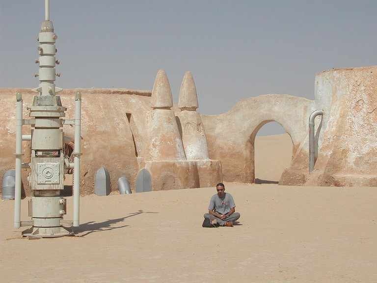 Star Wars Filming Location In Tunisia | © WikiCommons