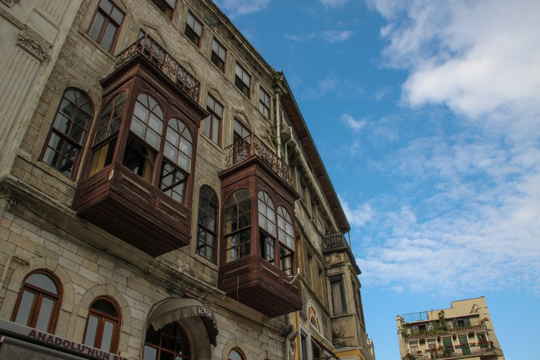 Galata Neighborhood | © Eder Fortunato/Flickr