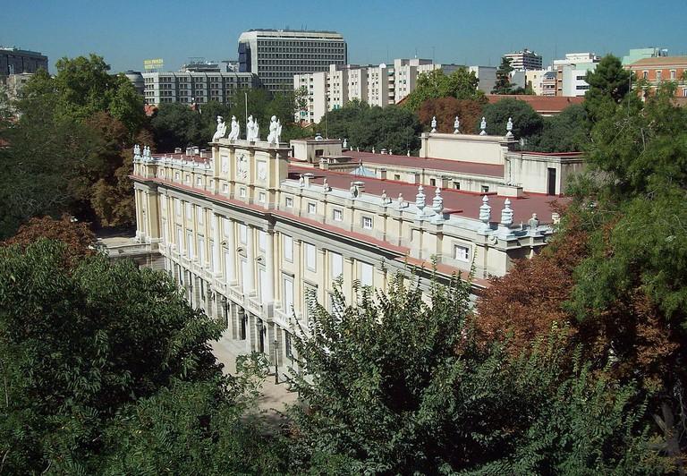 The Palacio Liria | © Luis Garcia/Wikipedia