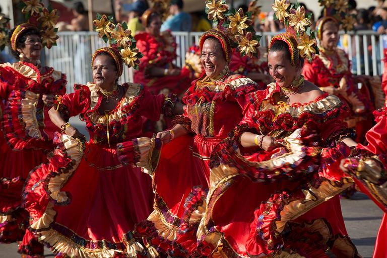 Colombians are legendary partiers | © Louis Vest/Flickr