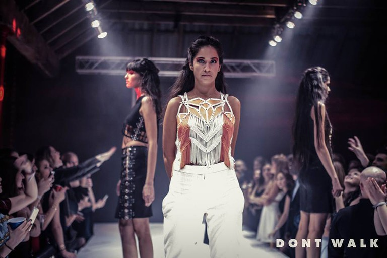 DONT WALK | Courtesy Of DONT WALK and Ampersand Media