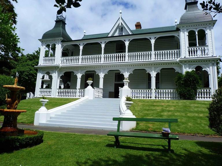 Alberton House, Auckland | © Sandy Austin/Wikimedia Commons