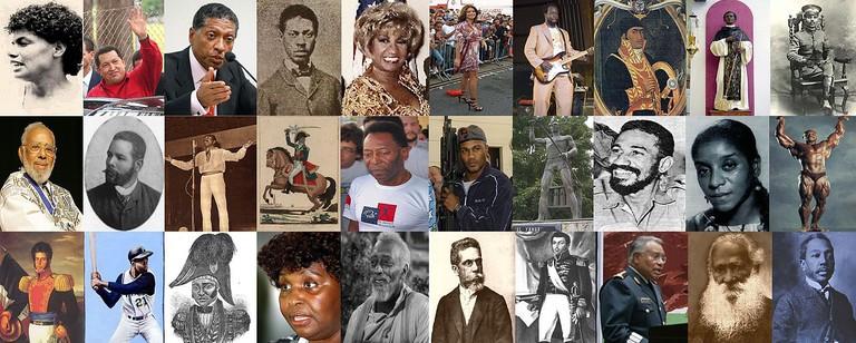 Afro Latin Americans | © BiggossBlues/WikiCommons