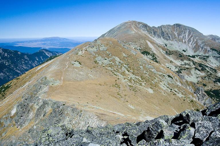 Mount Musala in Rila I © Deyan Vasilev/WkciCommons