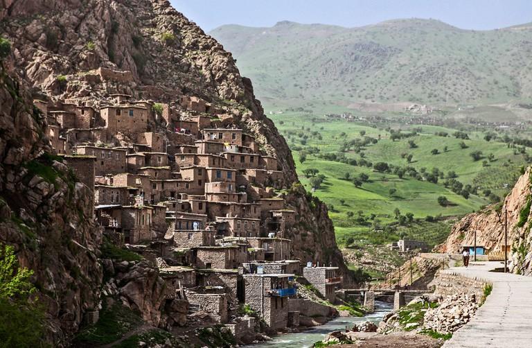 Local homes in Kurdistan | © Ninara / Flickr