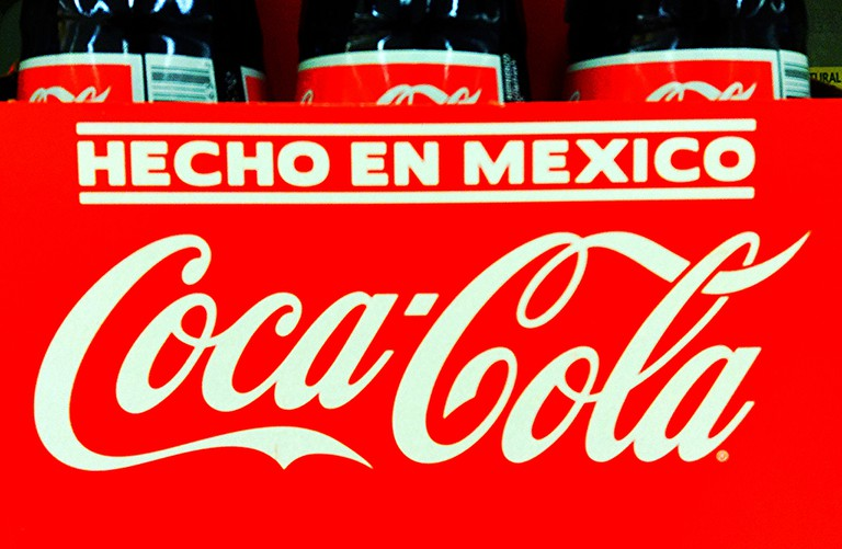 Mexican Coke is always preferable | © Mike Mozart/Flickr