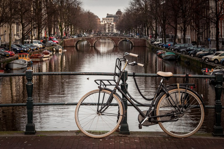 Cycling is the main mode of transport in all Dutch cities | © Fred PO/Flickr