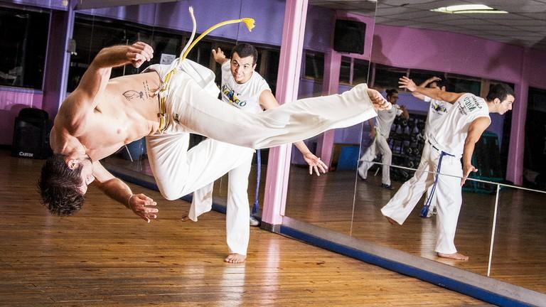 Capoeira / © Red CreaDeporte / Flickr