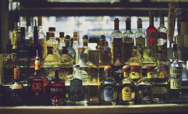 Tequila Variety©Steven Guzzardi/Flickr