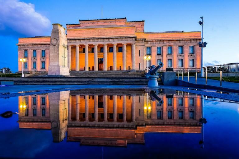 Auckland Museum | © Siyamalan/Flickr