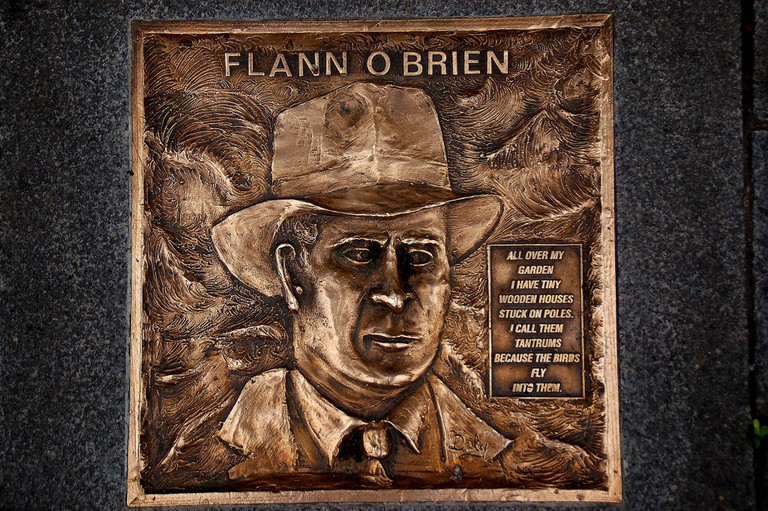 Flann O'Brien | @ Keith Ewing/ Flickr