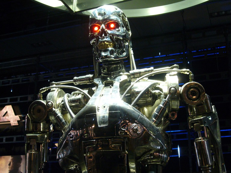 Terminator Exhibition at the Miraikan | Dick Thomas Johnson/Flickr