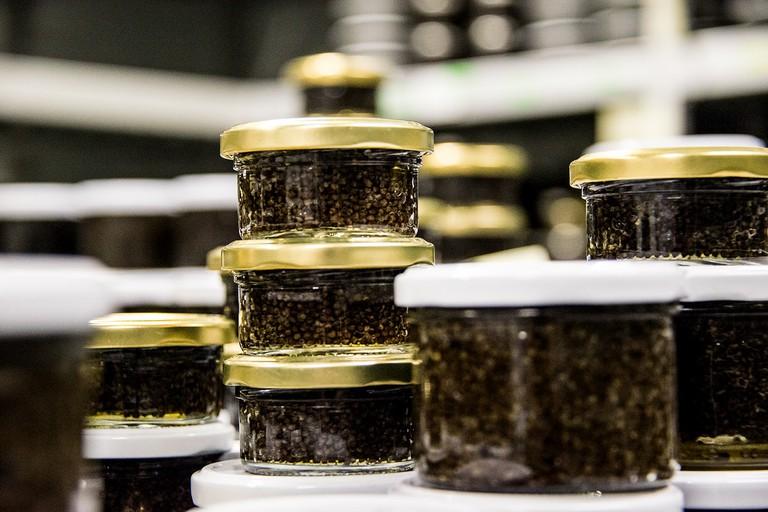 Caviar jars | © Katja Hasselkus / Flickr